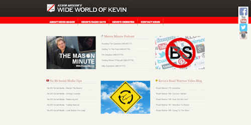 www.kevinmasonblog.com